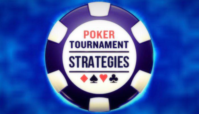 Live Poker tournament strategy leads you to victory